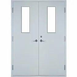Fire Metal Door