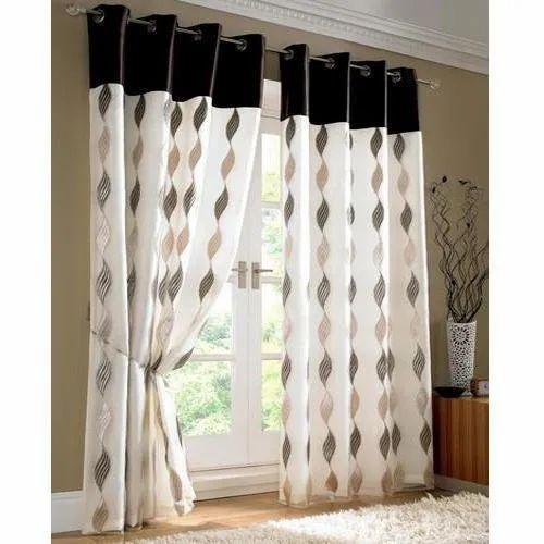 Decorative Cotton Curtain Fabric