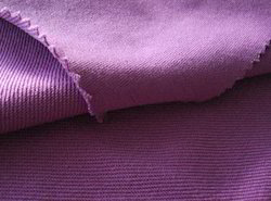 Plain Violet Single Jersey Fabric