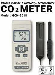 Digital Co2 Meter Lutron Taiwan, Model Name/Number: Gch 2018