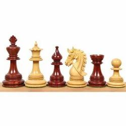 Bud Rosewood Hadrian Luxury Staunton Chess Pieces