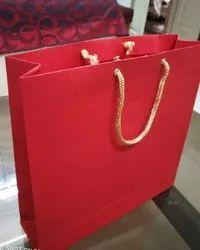 Red Paper Bags, Capacity: 500 Gram