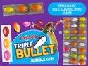 Frootola Oval Tripple Bullet Bubble Gum