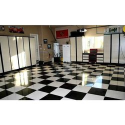 Tile Flooring Labor Service