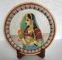 Decorative Marble Rigini Plate