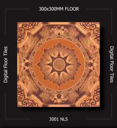 300x300mm Digital Floor Tile