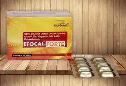 Calc.Orotate,Calc.Aspartate,Calcitriol,Zinc, Magnesium Hydroxide, Folic Acid, Methylcobalamine
