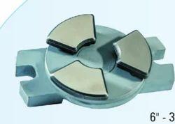 6x3 Segment Carbon Thrust Bearings