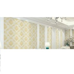 Washable PVC Designer Wallpaper