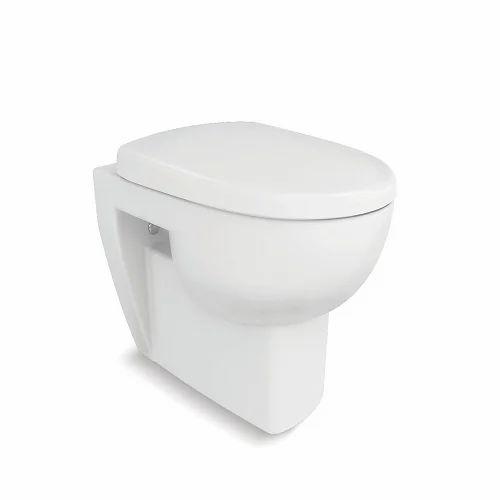 Incredible Kohler Freelance Wall Hung Toilet With Quiet Close Seat Inzonedesignstudio Interior Chair Design Inzonedesignstudiocom