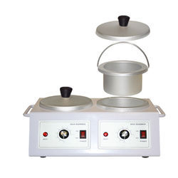 Double Pot Paraffin Wax Heater