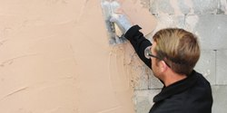Wall Plastering Services