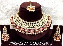 Wedding Beaded Necklace Designer Necklace Sets