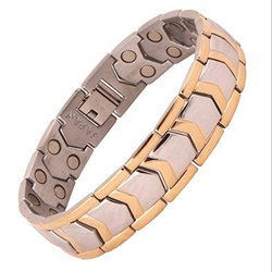 Pure Titanium Bio-Magnetic Bracelet