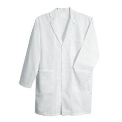 Cotton Women White Lab Coat, For Hospital, Handwash