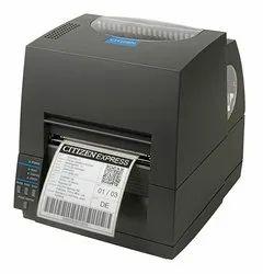 Citizen  Portable CLS 621 Barcode Printer