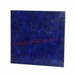 Gemstone Lapis Lazuli Tiles