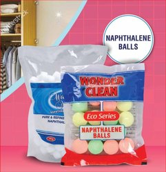 Wonder Clean Naphthalene Balls