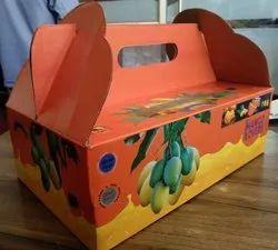 6 Mangoes (Half Dozen) (1/2 Dozen) Box