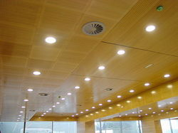 Acoustic False Ceiling Services