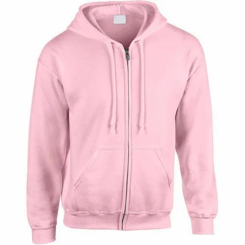 be64632a5 Pink Wool Mens Hooded Sweatshirt, Rs 300 /piece, Nijatam Enterprises ...