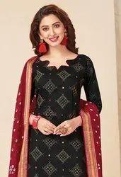 Aarvi Bandhej Vol-4 Bandhani Print Cotton Salwar Suit Catalog Collection