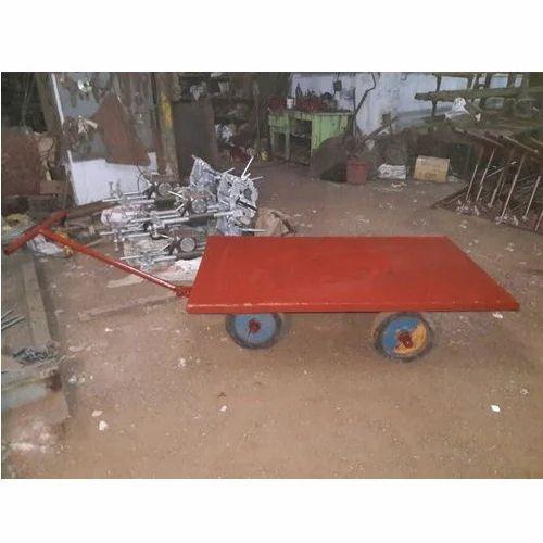 Railway Trolley - Attachment Rail Dolly Manufacturer from Kolkata