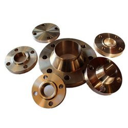 90/10 Cupro Nickel Flange
