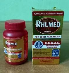 Multani RHUMED SG Tablets, Packaging Size: 60 Tablets/pack