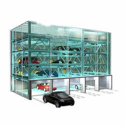 Multi Level Parking System