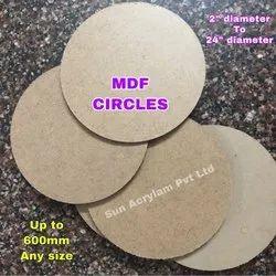 Wood Discs