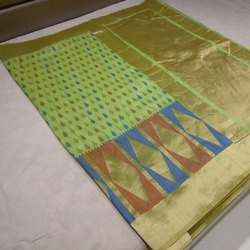 Designer Rich Pallu Saree