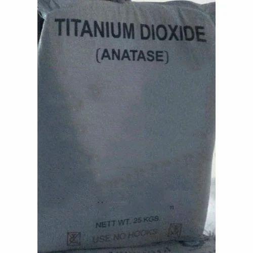 Titanium Dioxide - Titanium Dioxide Anatase TTPL Distributor