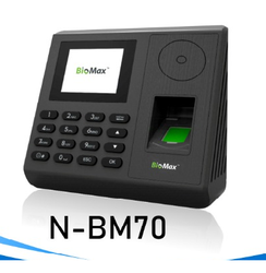Biomax I Face & Finger Print Time & Attendance System
