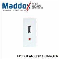 USB Charger Wall Mount Modular
