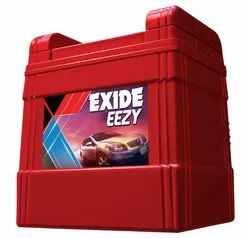 EGRID700L Exide Eezy Car Battery, Dimension: 260x173x225 mm
