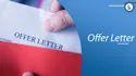 Online Offer Letter Agreements