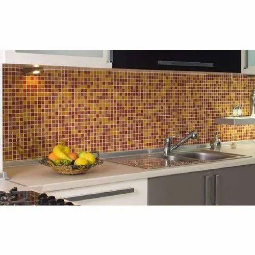 Crystal Kitchen Wall Mosaic Tile