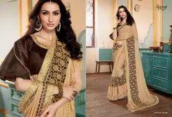 Ethnic Stylish Designer Saree