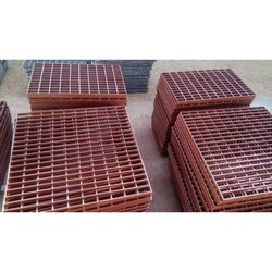 Galvanized Mild Steel Gratings