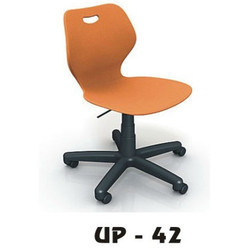 Movable Visitor Chair