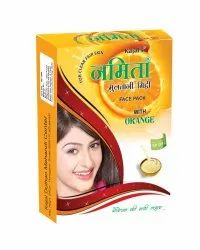 Multani Mitti Powder - Orange