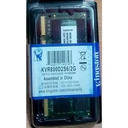 2 GB DIMM Kingston KVR800D2S6 DDR2 2G RAM