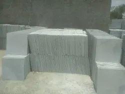 Flooring Grey Limestone, Slab, Thickness: 15 Mm