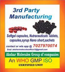 Herbal Sliming Capsules Manufacturer