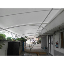 White Tensile Structure