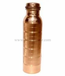 Silver Lining Pure Copper Bottle
