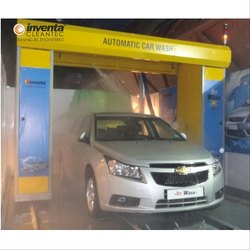 Inventa Jet Wash HD 15 kVA Touch Less Car Wash System