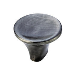 Silver Antique Knob