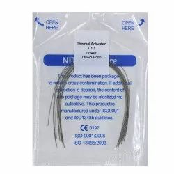 Niti Thermal Activated Arch Wire